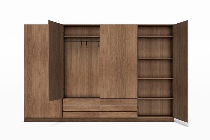 Kleiderschränke - Verta Möbel nach Maß