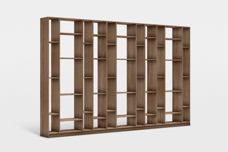 raumteiler schlafzimmer schr ge 16 praktische wohnideen f r ihre. Black Bedroom Furniture Sets. Home Design Ideas