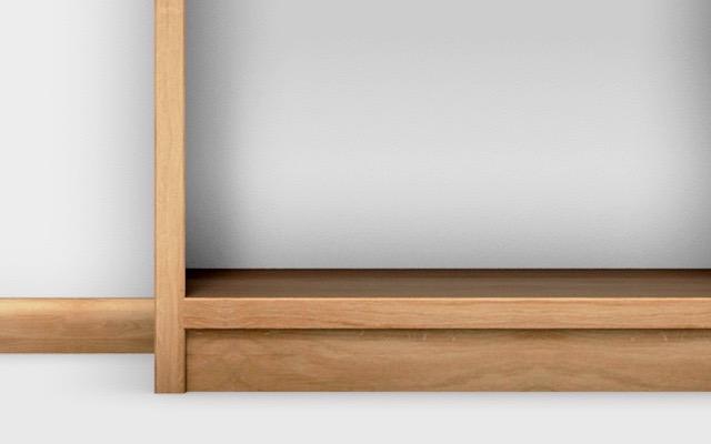 Möbel nach Maß aus Massivholz oder MDF